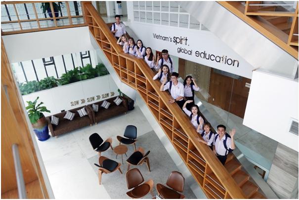 Đại học Quốc tế Sài Gòn có cơ sở vật chất hiện đại. Ảnh: SIU.