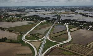 Kết nối của tuyến cao tốc thứ hai ở miền Tây