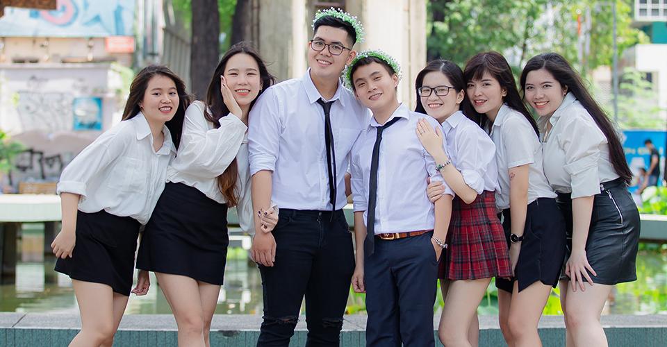 Sinh viên chương trình Cử nhân Kinh doanh Western Sydney Bbus. Ảnh: Western Sydney Việt Nam.