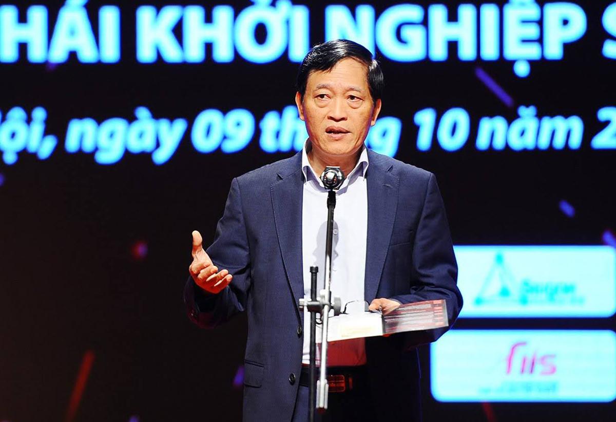 Thứ trưởng Trần Văn Tùng phát biểu tại sự kiện. Ảnh: NX.