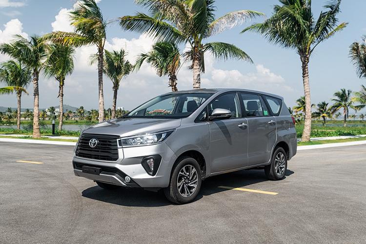 Toyota Innova phiên bản 2020. Ảnh: TMV.