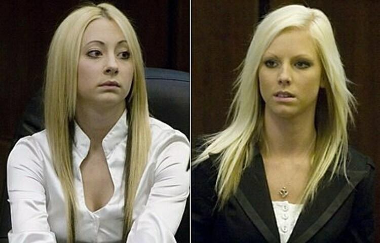 Búp bê tóc vàng từng cướp ngân hàng ở Mỹ