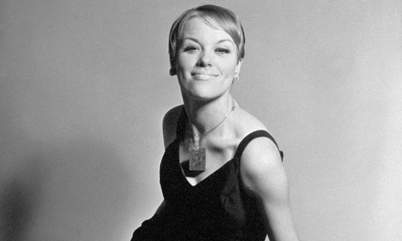 Rita Bunne vào năm 1967. Ảnh: New York Daily News.
