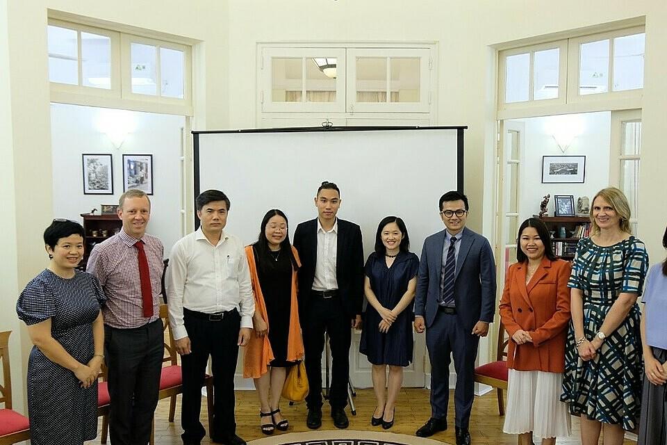 Pianist Trang Trịnh: Học nhạc ở Anh được phát triển cá tính nghệ thuật' - 2
