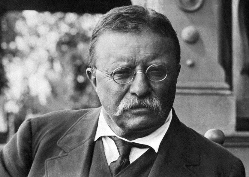Tổng thống Theodore Roosevelt ở New York năm 1907. Ảnh: Underwood Archives.