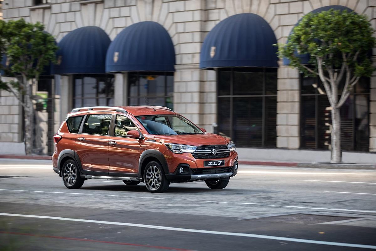 XL7 mới là mẫu SUV 7 chỗ được khách hàng Việt ưa chuộng. Ảnh: Việt Nam Suzuki,
