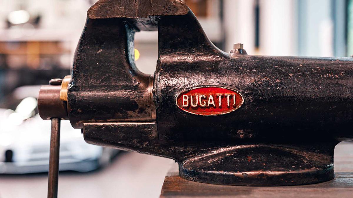 10 điều thú vị về logo Bugatti - 4