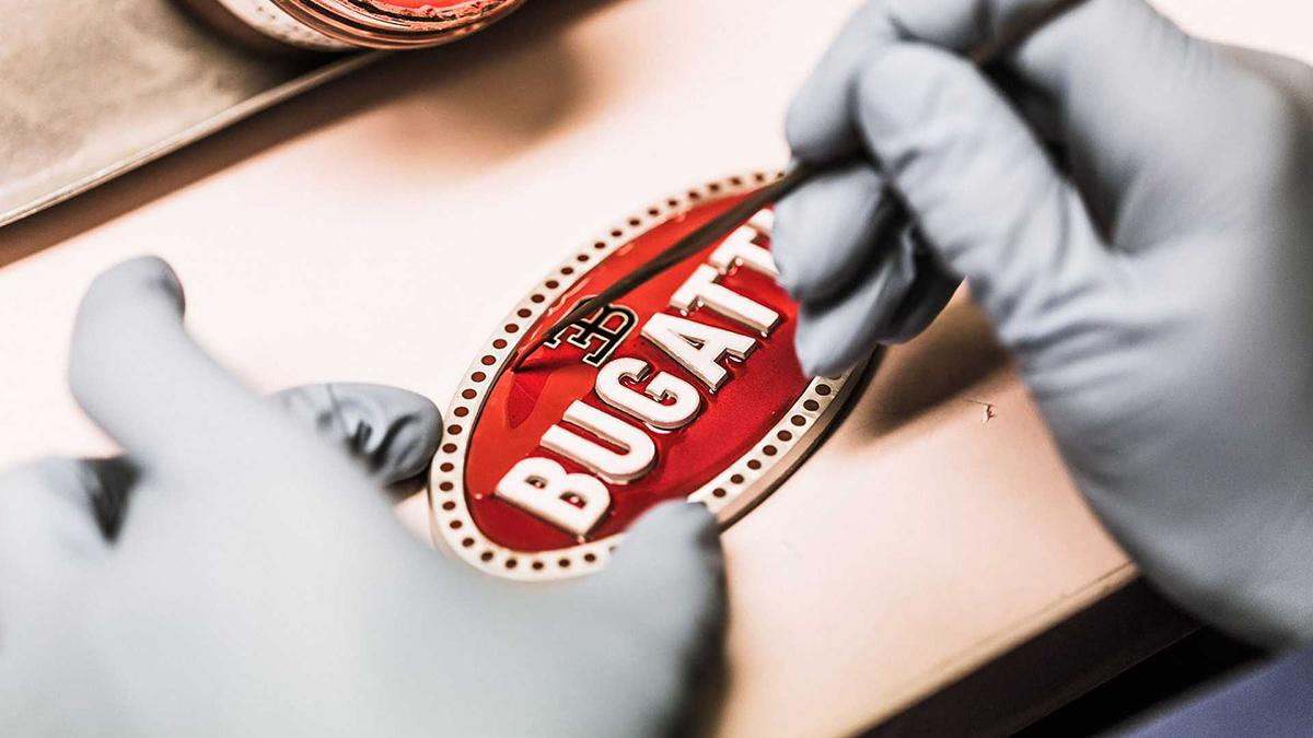 10 điều thú vị về logo Bugatti - 12