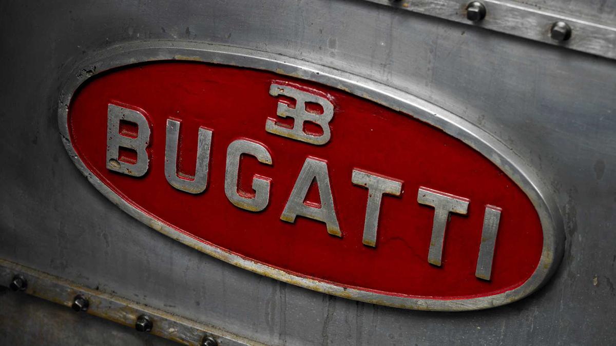 10 điều thú vị về logo Bugatti - 2