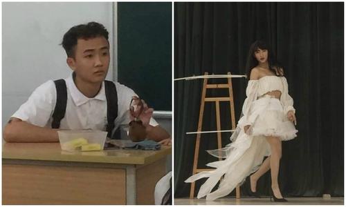 Nam sinh bị trừ điểm bài kiểm tra vì đẹp trai - 3