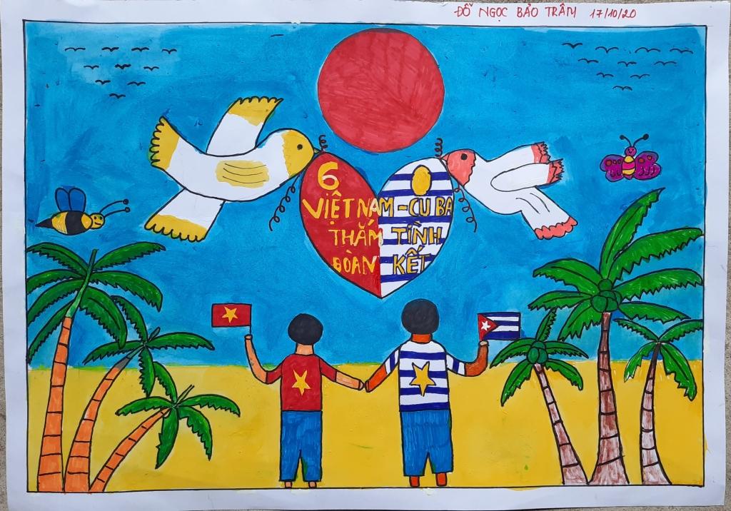 Mong cho thế giới hòa bình
