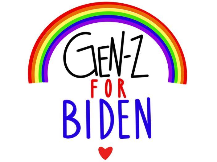 Logo do nhóm TikTok vì Biden thiết kế, nhằm vận động ủng hộ cho ứng viên tổng thống đảng Dân chủ. Ảnh: TikTok for Biden.