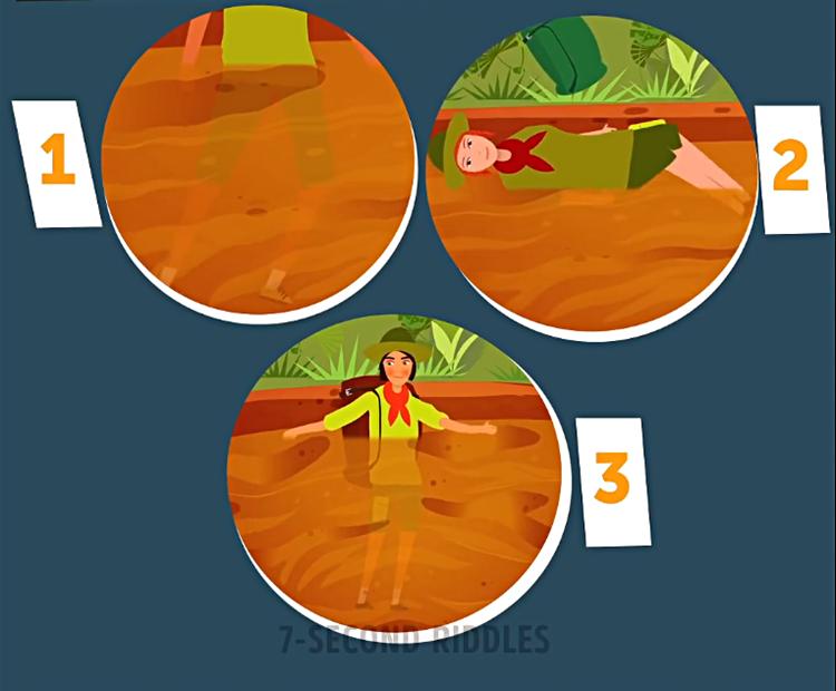 Kiểm tra kỹ năng sinh tồn với bốn câu đố - 6