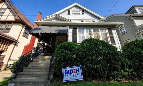 Ngôi nhà thời thơ ấu của Joe Biden