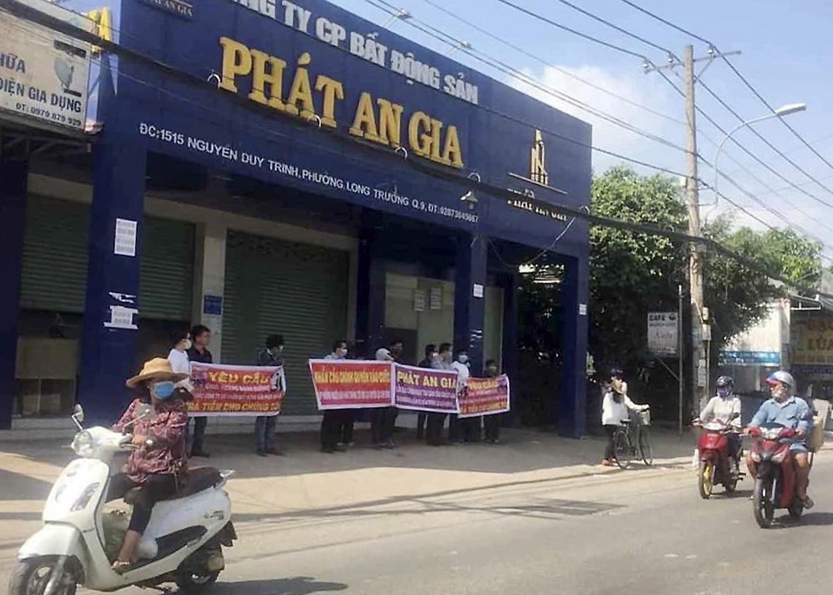 Rao bán 5 dự án ma ở Sài Gòn