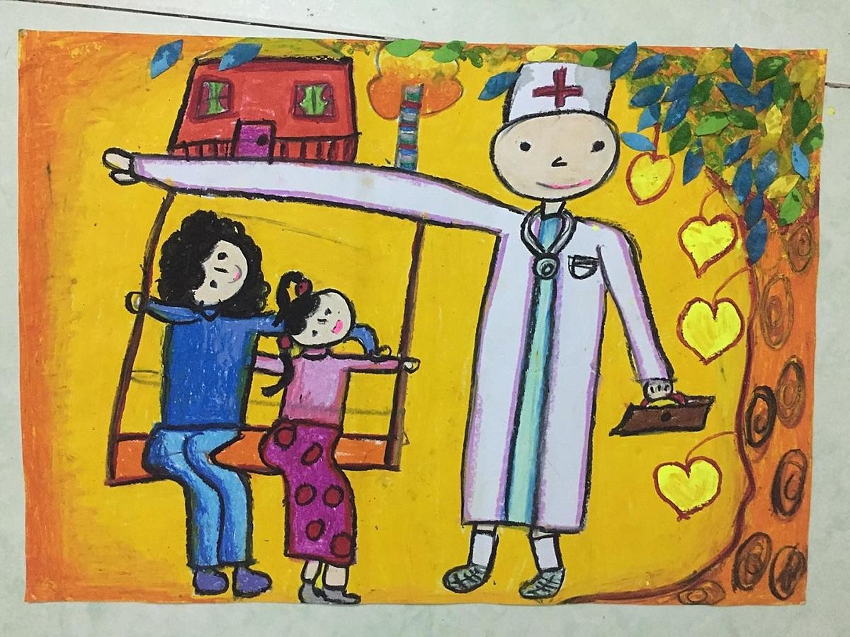 Con ước mơ làm bác sĩ