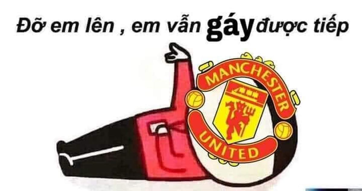 Hôm nay fan Man Utd được gáy thoải mái.