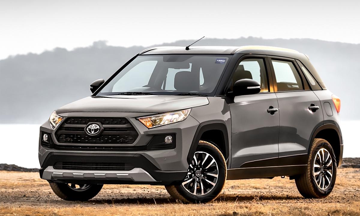Urban Cruiser - một trong những sản phẩm mới nhất của Toyota, thương hiệu ôtô đắt giá nhất thế giới. Ảnh: Toyota