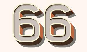 Làm sao số 66 tăng 150% mà không dùng phép toán nào?