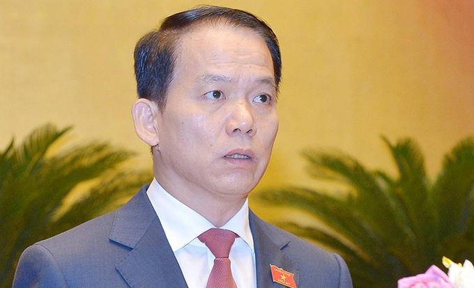 Ông Hoàng Thanh Tùng, Chủ nhiệm Ủy ban Pháp luật. Ảnh: VGP