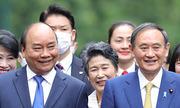 'Cú huých' từ chuyến thăm Việt Nam của Thủ tướng Nhật Suga
