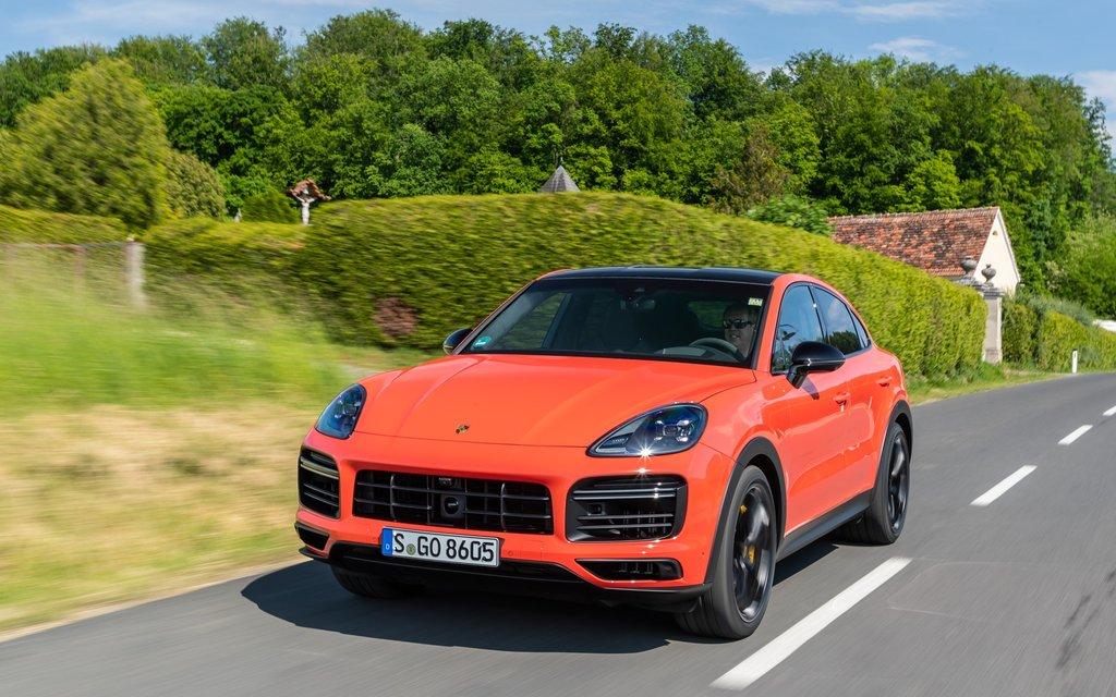 Porsche Cayenne 2020. Ảnh: Guide Auto