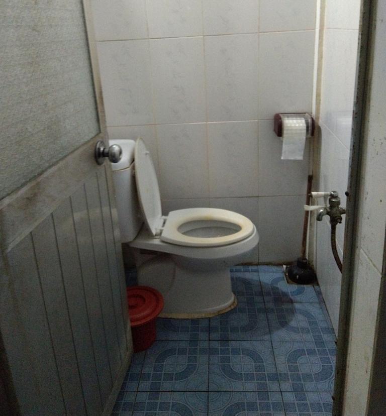 Nhà tắm của gia đình.