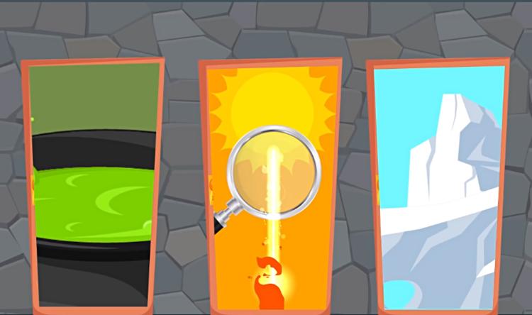 Luyện kỹ năng sinh tồn với bốn câu đố