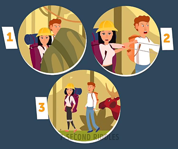 Luyện kỹ năng sinh tồn với bốn câu đố - 4