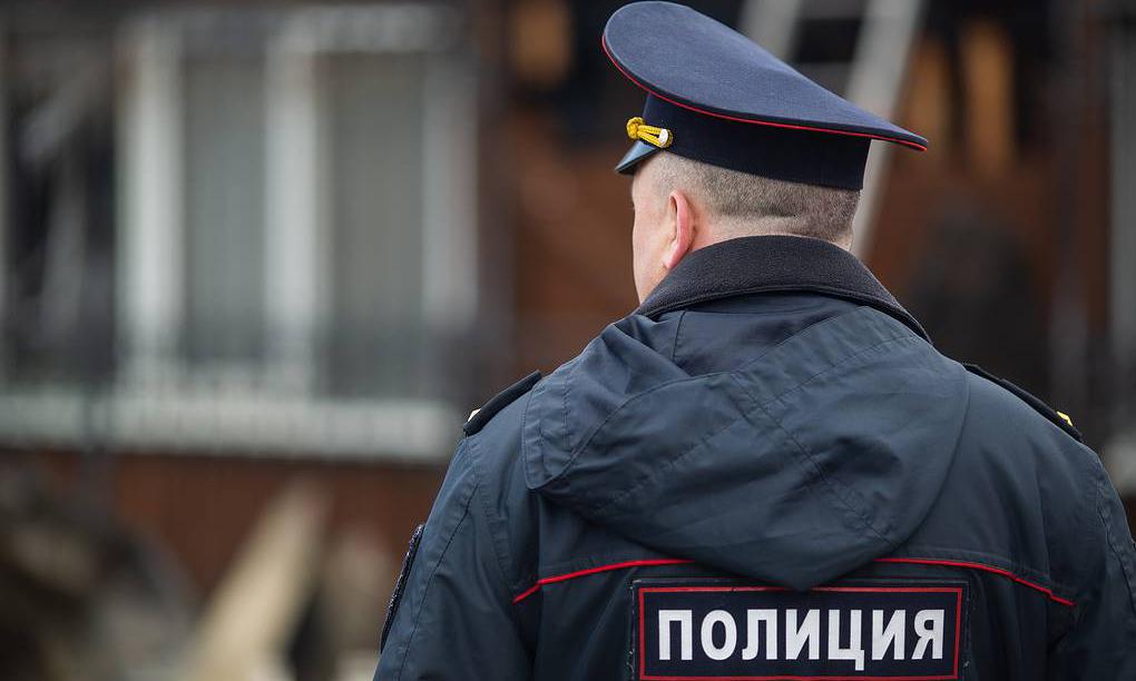 Một cảnh sát Nga. Ảnh: Tass.