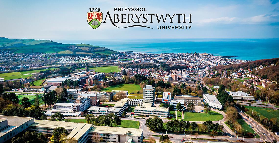 Toàn cảnh trường đại học Aberystwyth. Ảnh: Hội đồng Anh