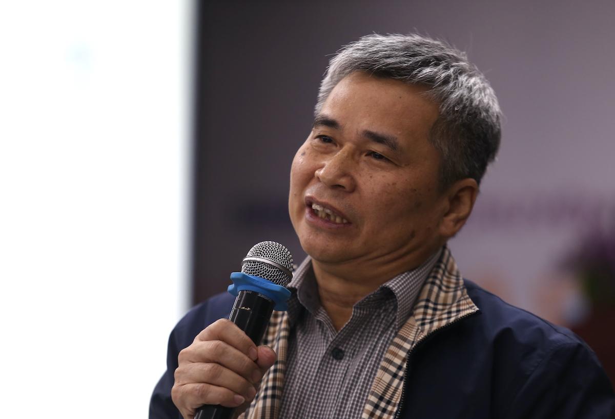 Chuyên gia Nguyễn Tài Sơn. Ảnh: Gia Chính