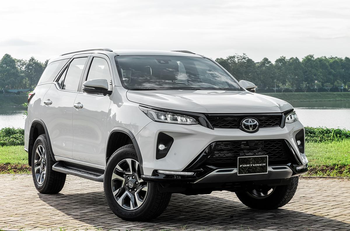 Toyota Fortuner. Ảnh: TMV