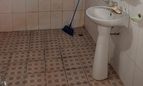 Ước mơ sửa lại nhà tắm cũ