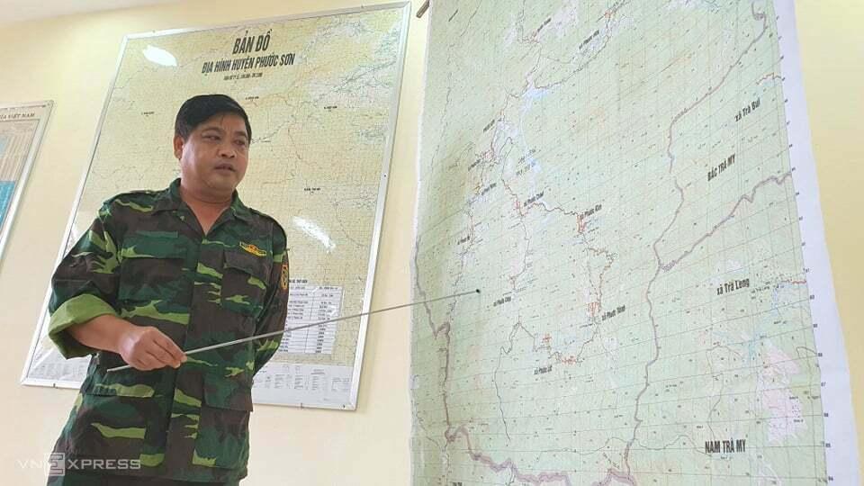 Ông Nguyễn Mạnh Hà, Trưởng Ban Nội chính Tỉnh ủy Quảng Nam. Ảnh: Đắc Thành