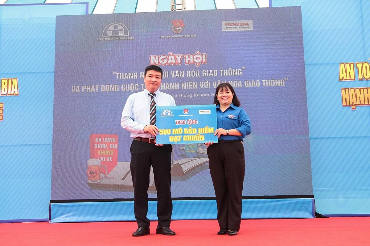 Lễ phát động cuộc thi Thanh niên với Văn hóa giao thông năm 2020 ngày 24/10 tại trường Đại học Đồng Nai
