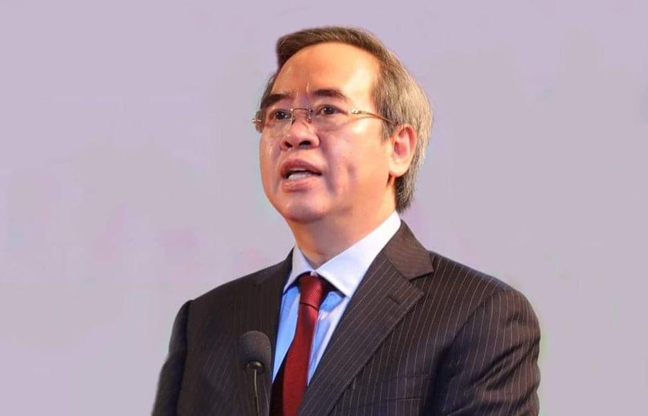 Ông Nguyễn Văn Bình, Trưởng ban Kinh tế Trung ương. Ảnh: TTX