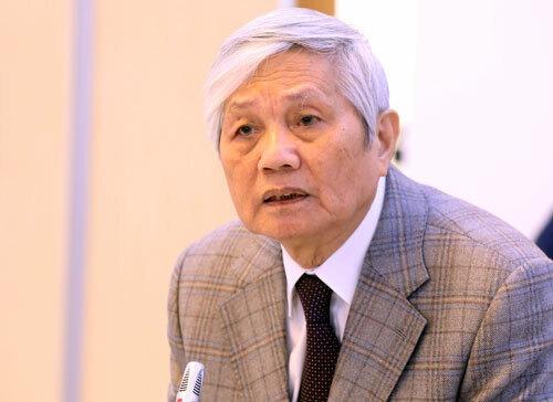 GS Lã Ngọc Khuê, Nguyên thứ trưởng Bộ Giao thông Vận tải. Ảnh: Bá Đô.