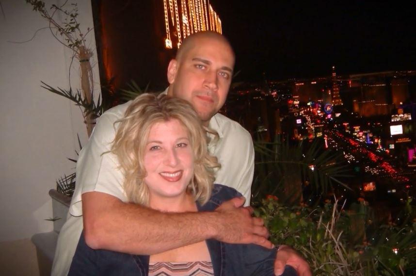 Yazeed Essa và vợ Rosemarie. Ảnh: HLN.