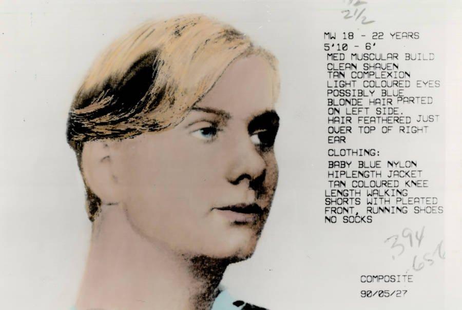 Phải tới tháng 5/1990, nhân chứng sống sót mới cung cấp đủ chi tiết để tạo phác thảo chân dung Kẻ hiếp dâm Scarborough. Ảnh: Getty.