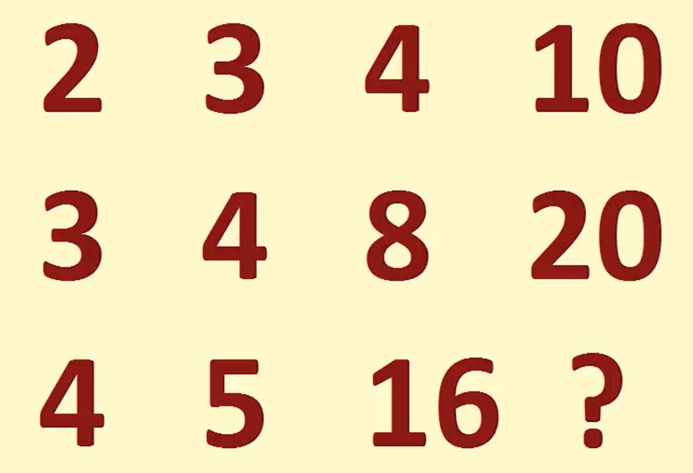 Thể dục trí não với năm bài toán điền số - 2