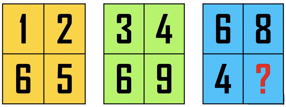 Thể dục trí não với năm bài toán điền số - 6