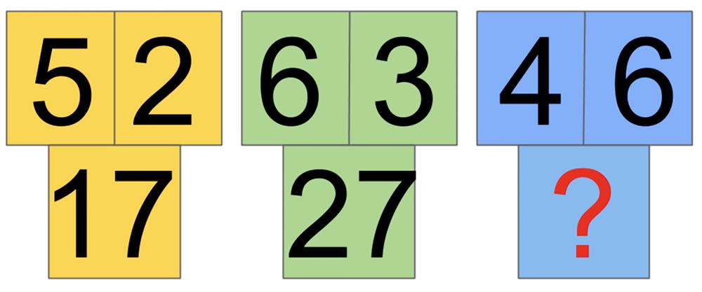 Thể dục trí não với năm bài toán điền số - 8