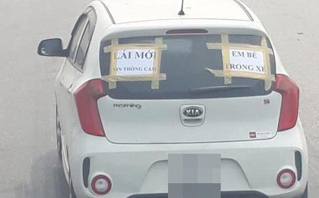 Loạt cảnh báo hài hước của tài xế trên đường - 18