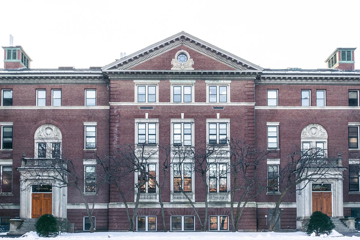 Trường Kỹ thuật và Khoa học ứng dụng John A. Paulson vào tháng 2/2019. Ảnh: Shutterstock.