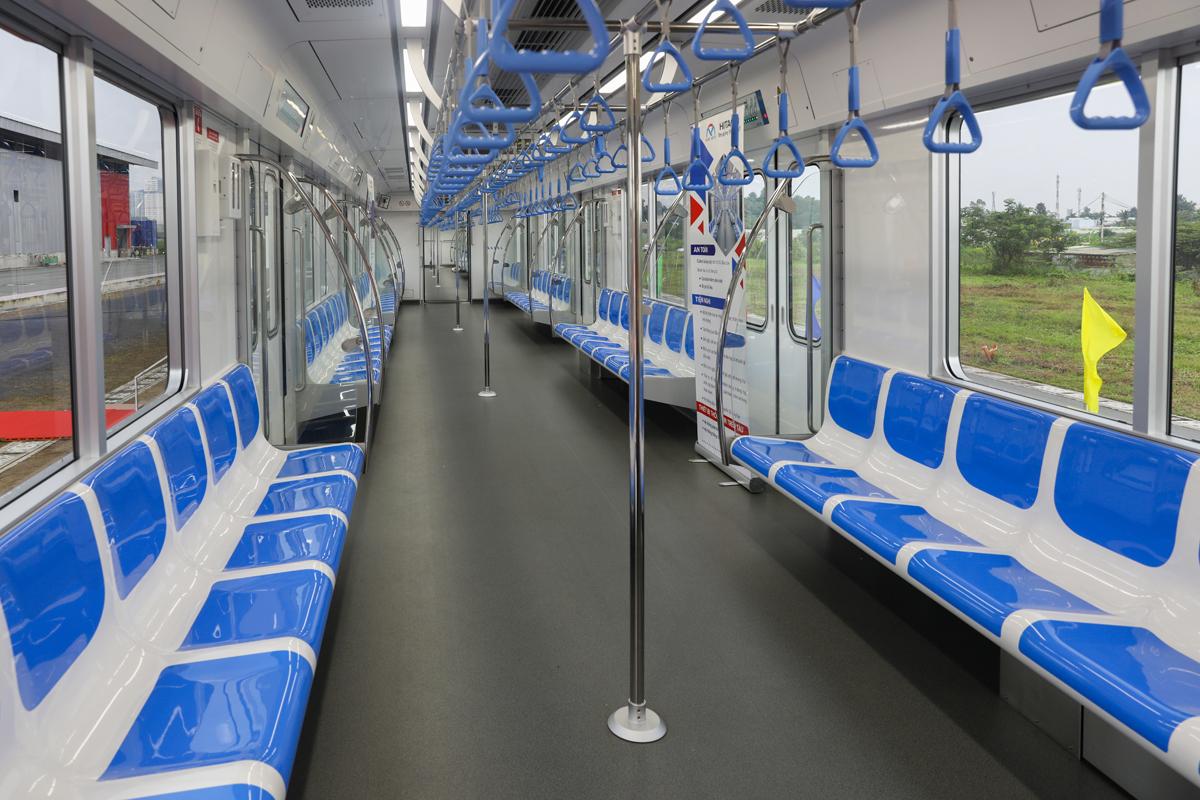 Đề xuất vé đi Metro Số 1 từ 7.000-12.000 đồng