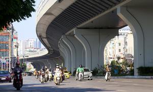 'Đường cong mềm mại' ở thủ đô sau 7 năm thi công