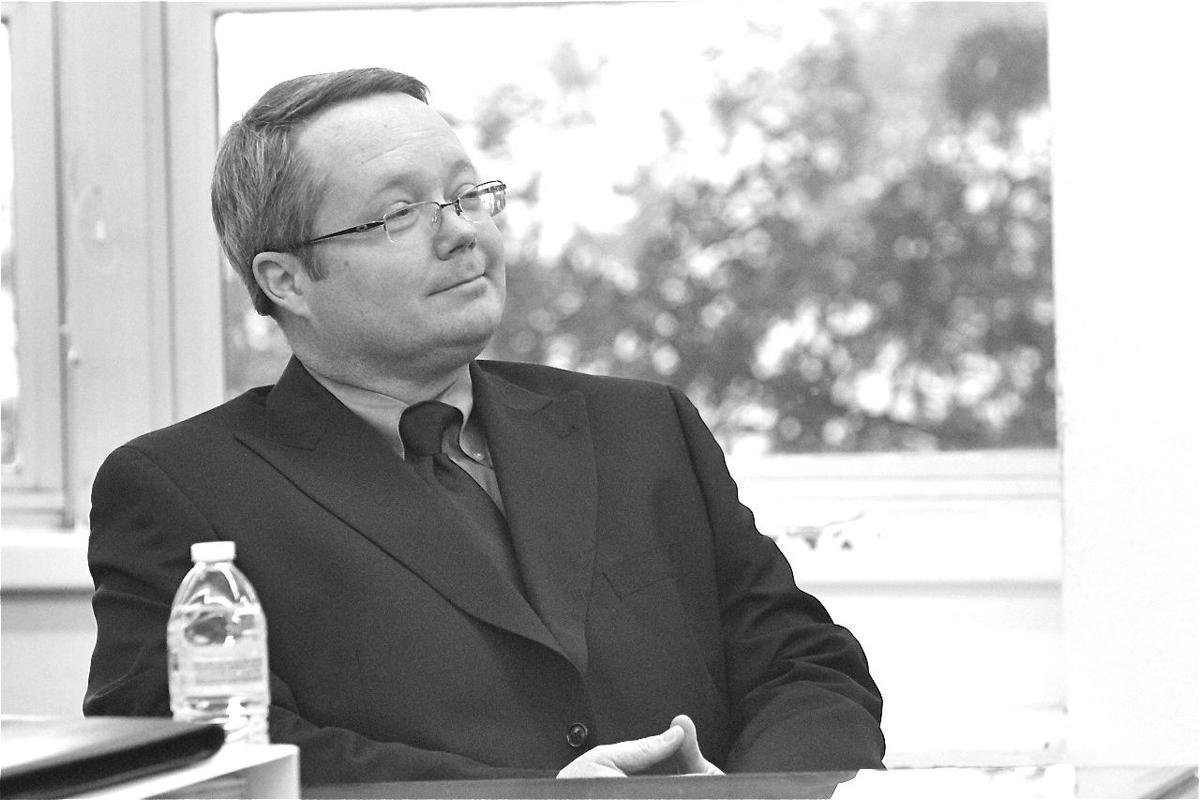 Eric Williams từng làm thẩm phán tại hạt Kaufman. Ảnh: The Terrell Tribune.