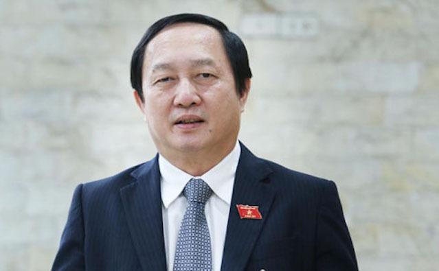 PGS.TS Huỳnh Thành Đạt, Giám đốc Đại học Quốc gia TP HCM. Ảnh: PV