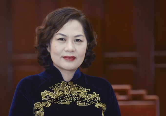 Phó thống đốc Ngân hàng Nhà nước Nguyễn Thị Hồng. Ảnh: NHNN